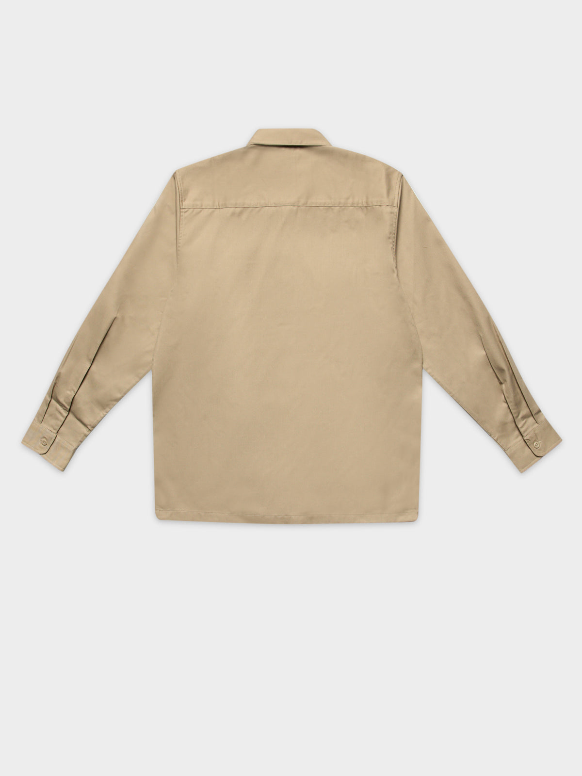 Long Sleeve Master Shirt in Wall