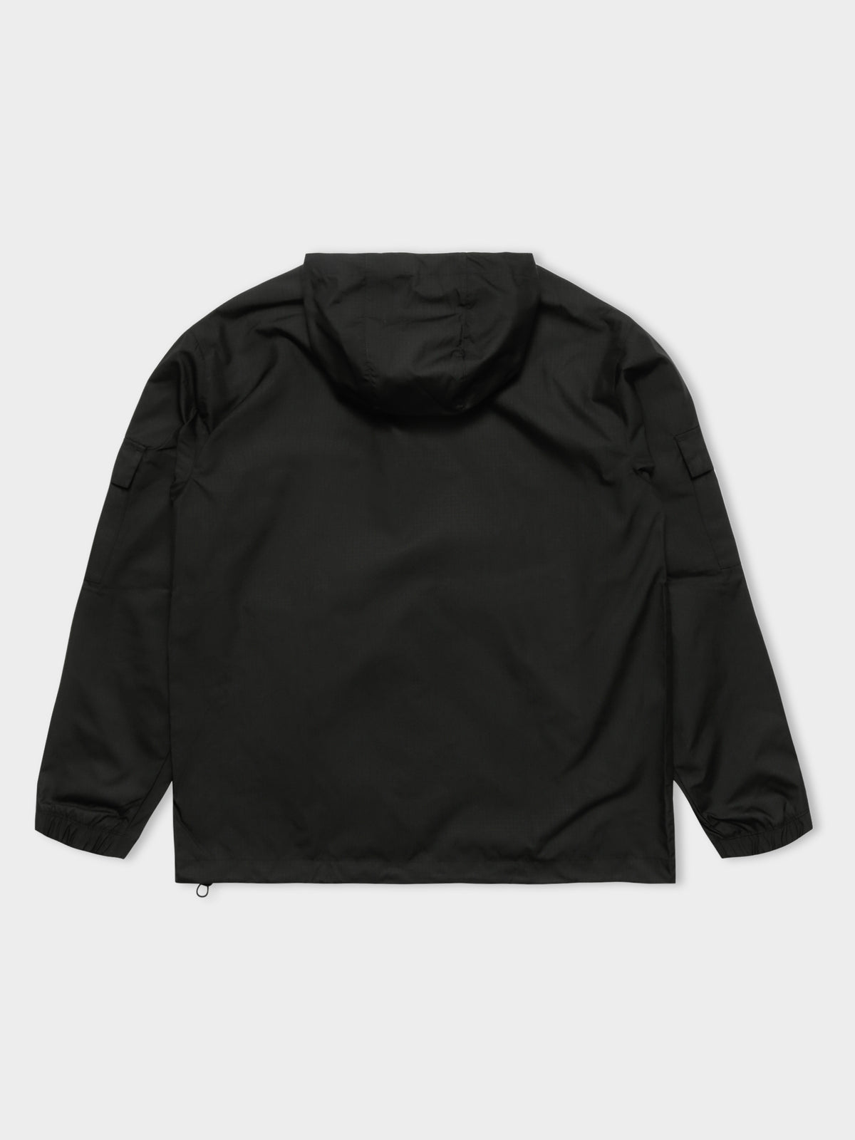 3 Stripes Wind Breaker in Black