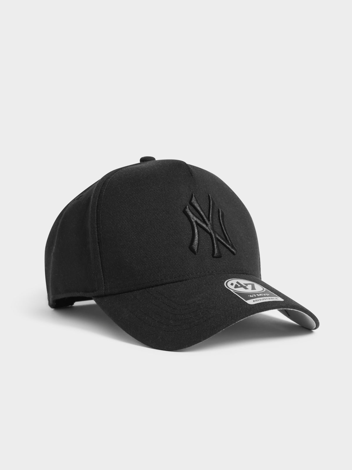 NY 47 MVP Snapback in Black