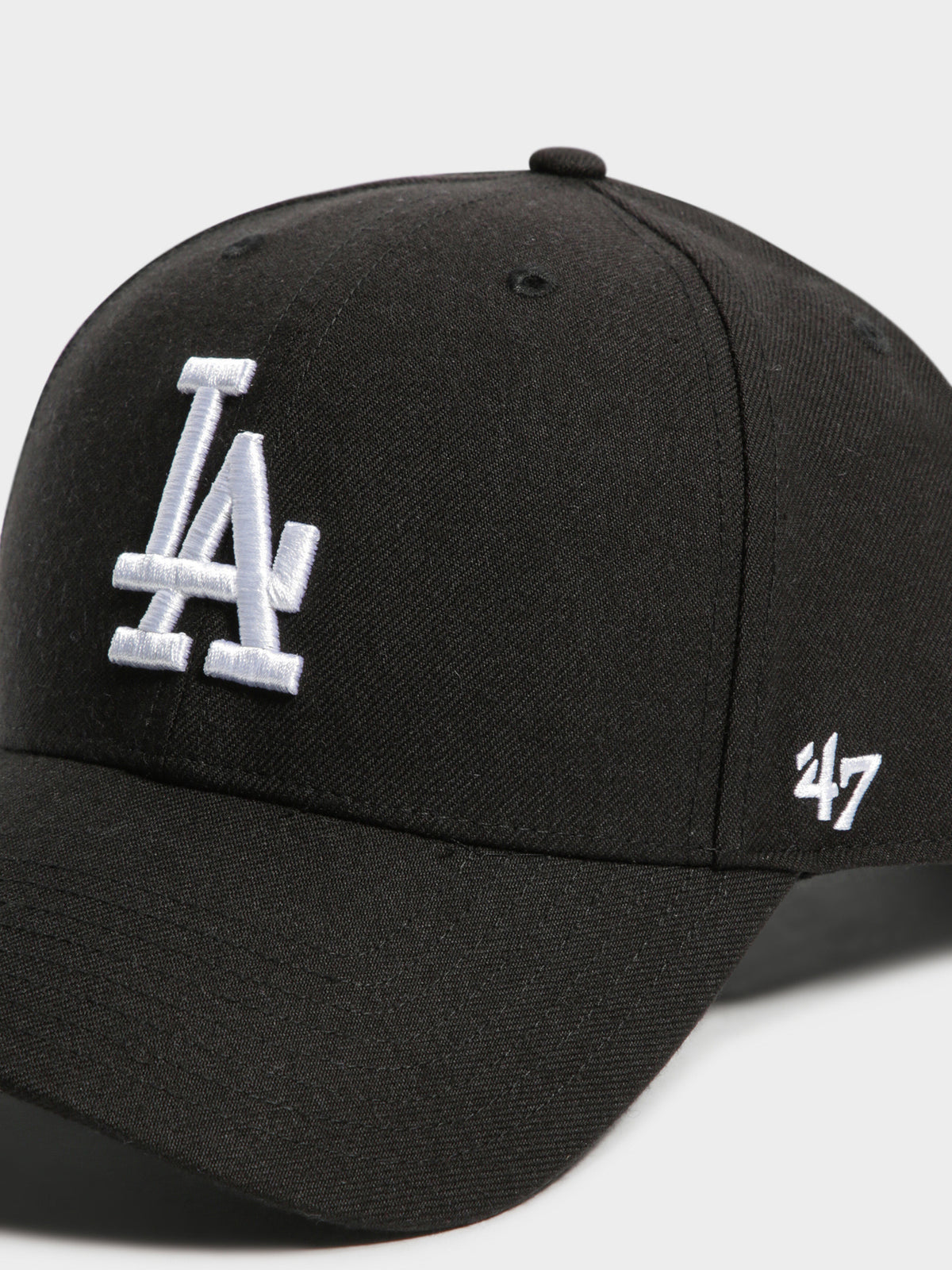 LA Dodgers MVP Baseball Cap in Black