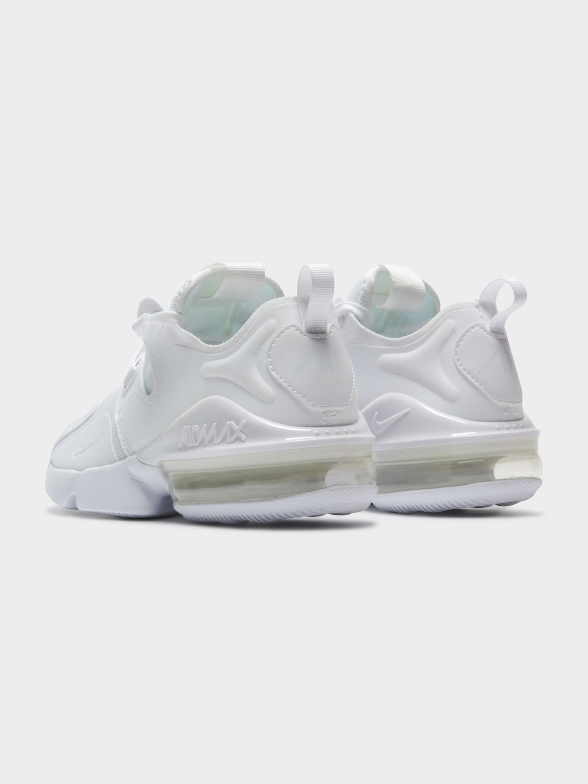 Womens Air Max Infinity Sneakers in White