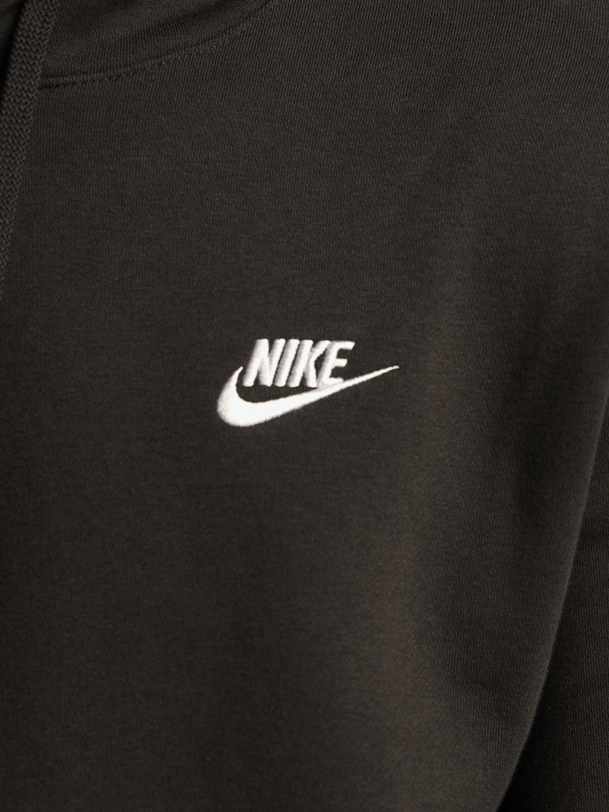 NSW Club Hoodie in Black