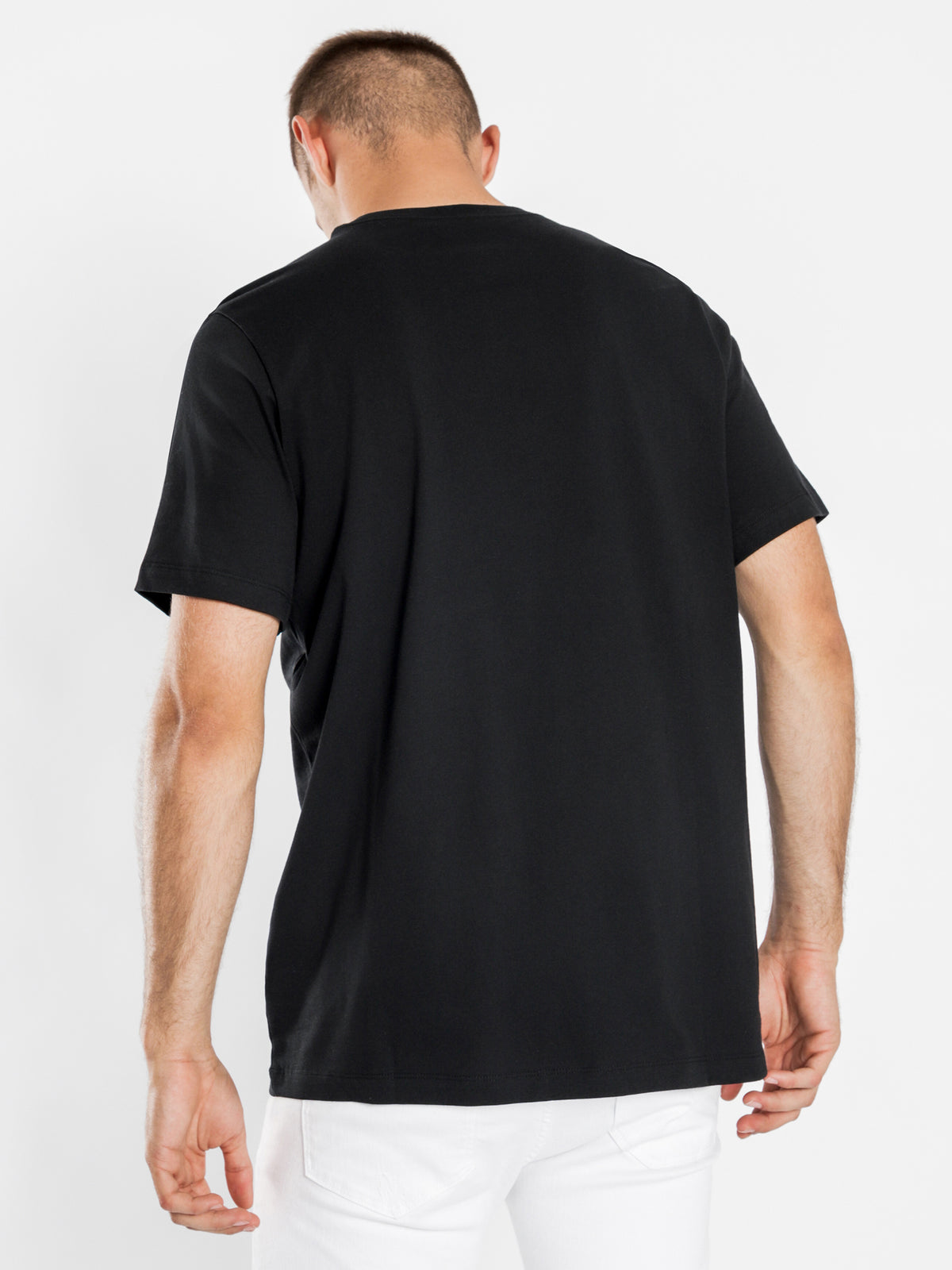 Sportswear Heritage T-Shirt in Black