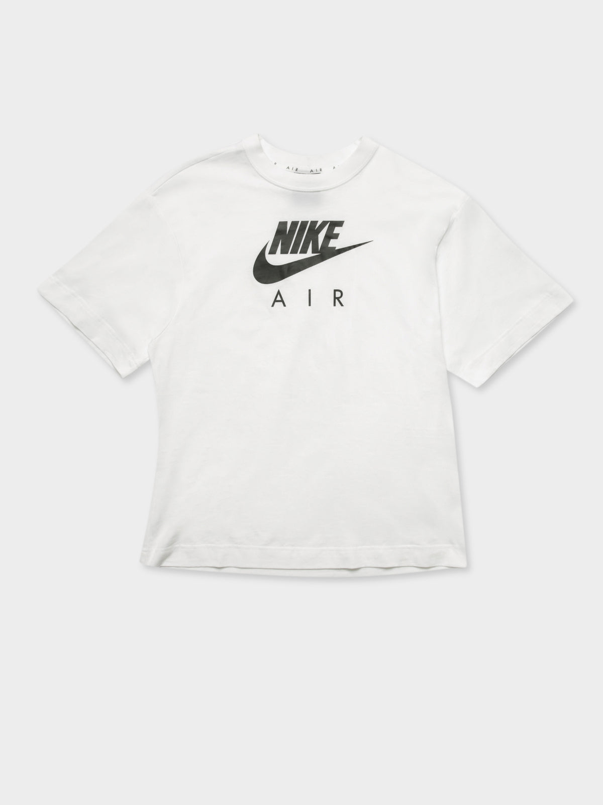 NSW Air Short Sleeve T-Shirt in White