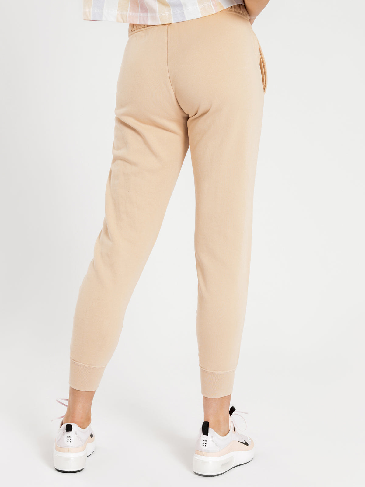 NSW Wash Track Pants in Pink
