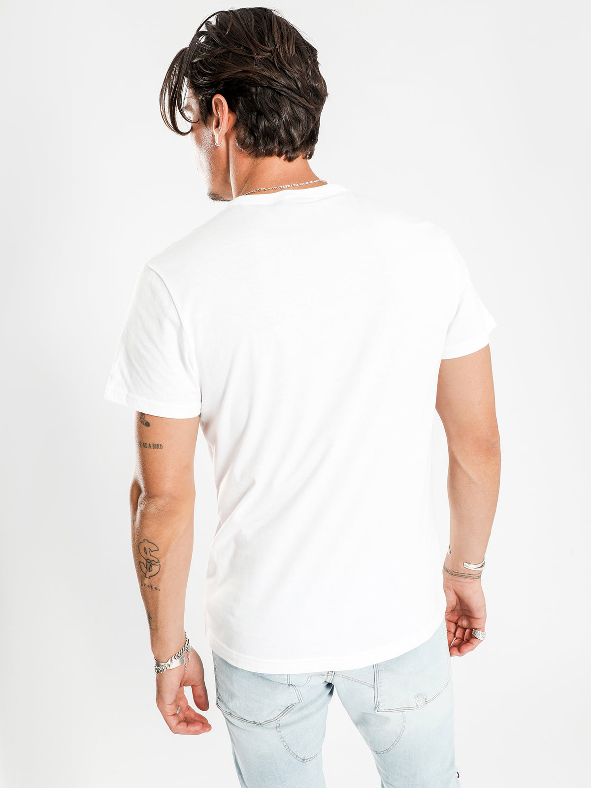 Holorn T-Shirt in White