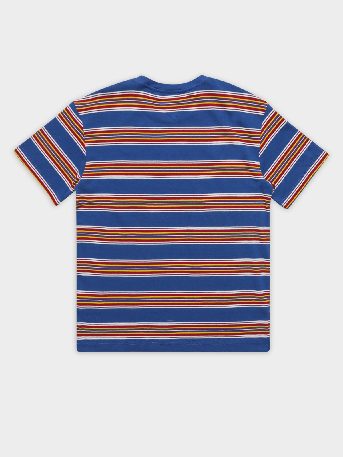 Stripe Layout T-Shirt in Providence Blue