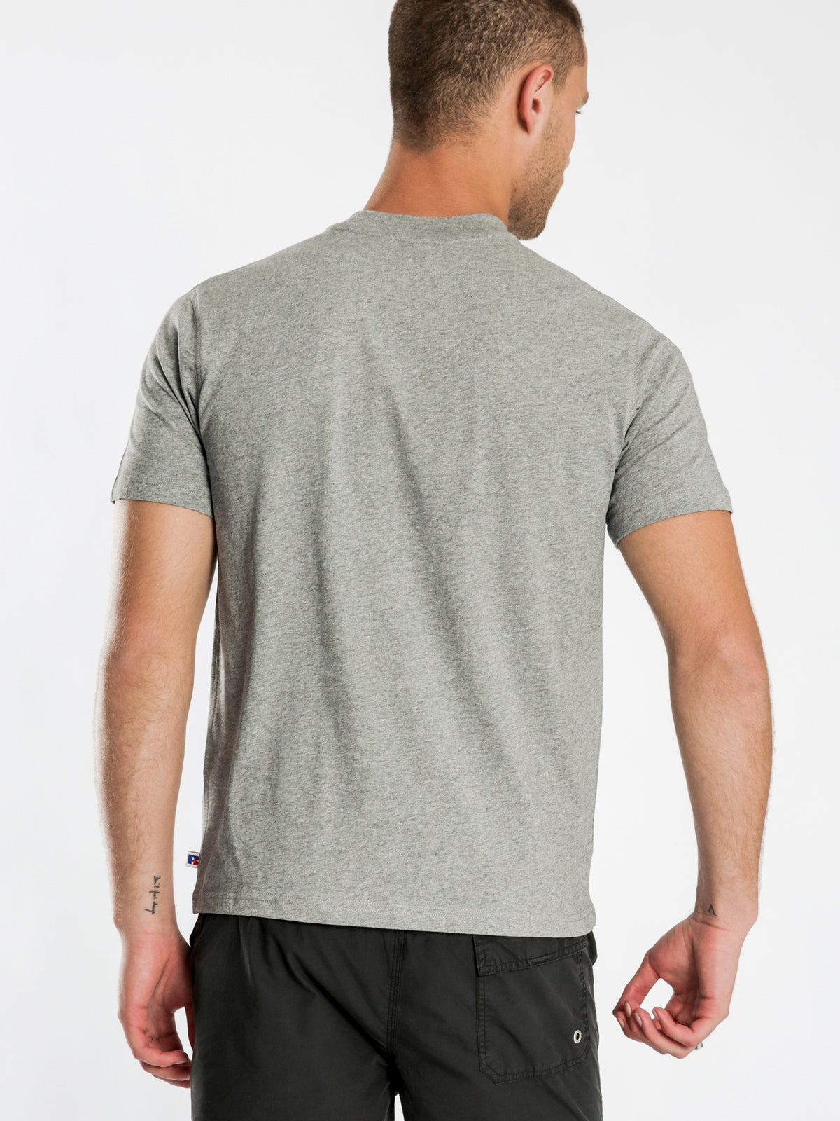 Jerry T-Shirt in Grey