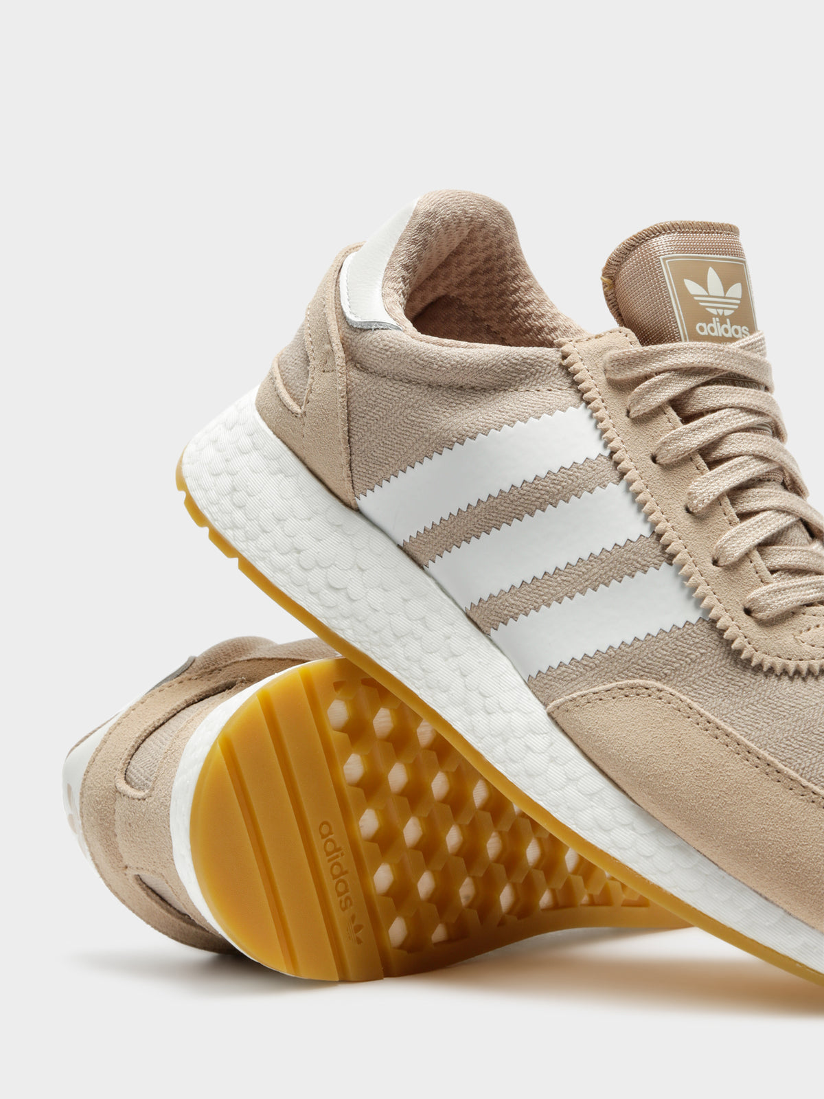 Womens I-5923 Sneakers in Nude