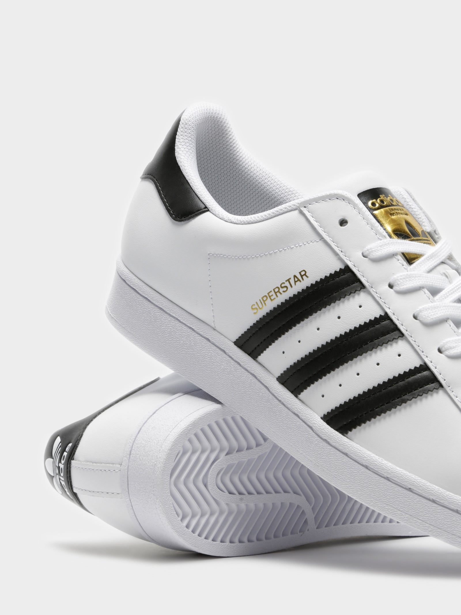 Unisex Superstar 2020 Sneakers in White