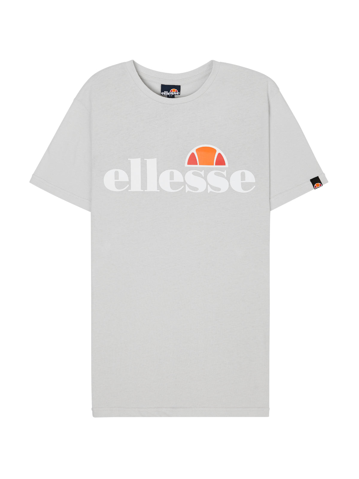 Albany T-Shirt in Light Grey