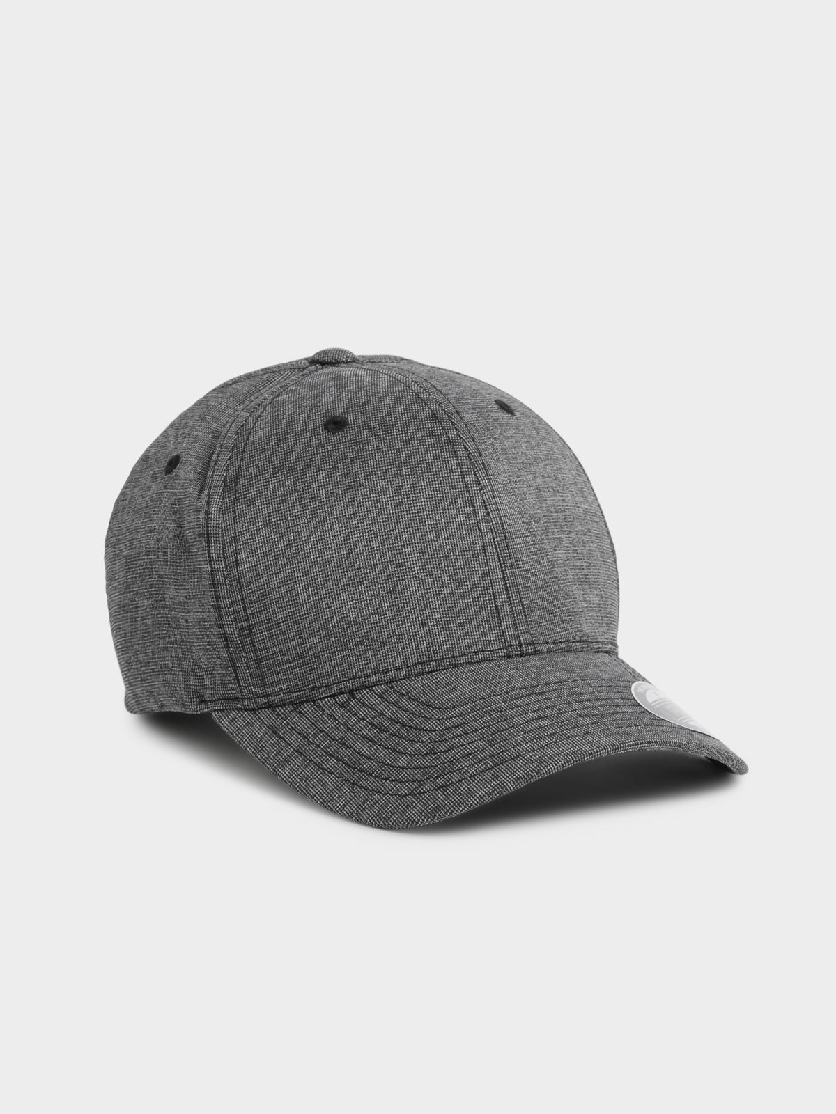 Cool and Dry Chambray Cap in Grey