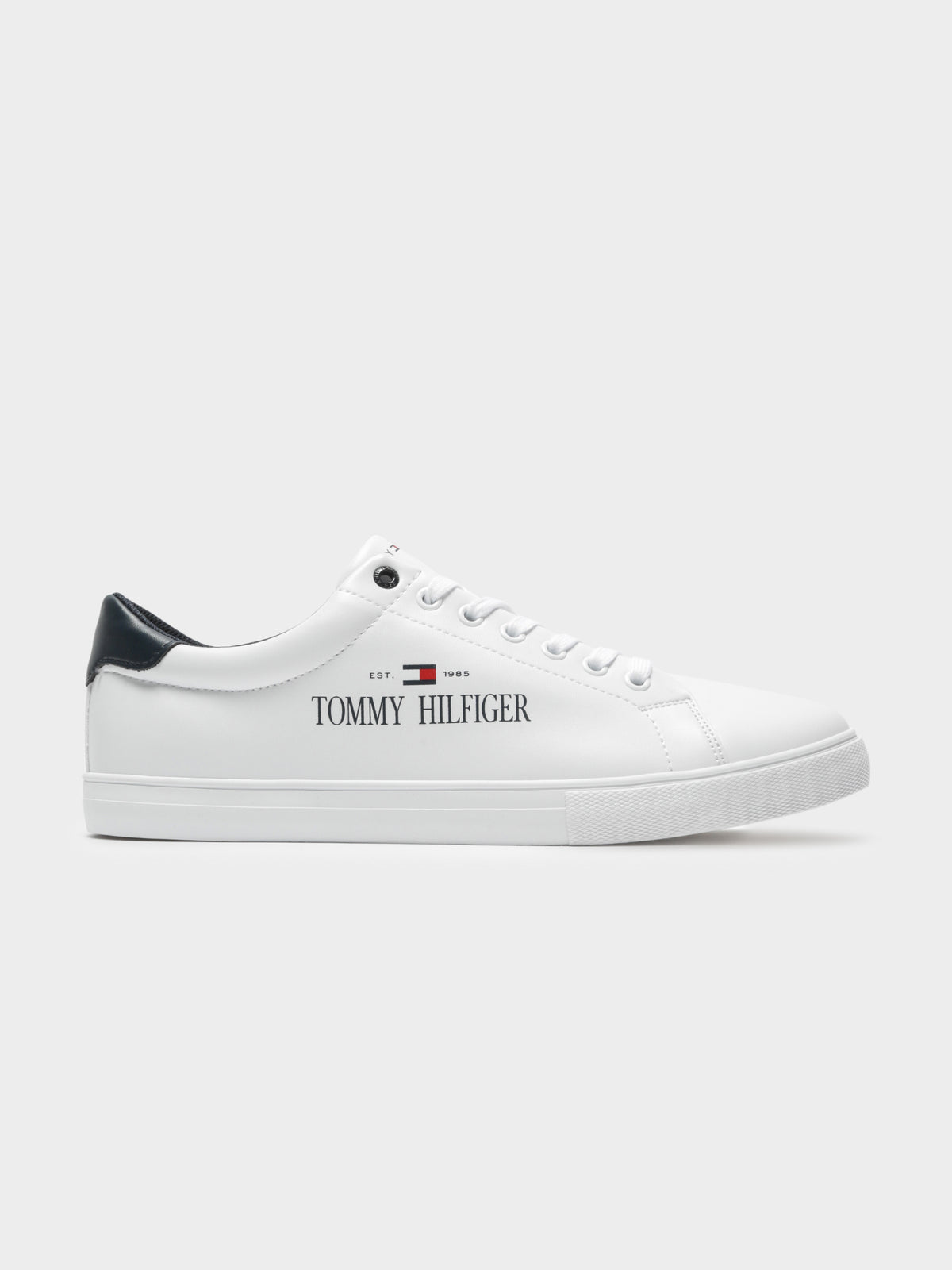 Corporate Sneakers in White