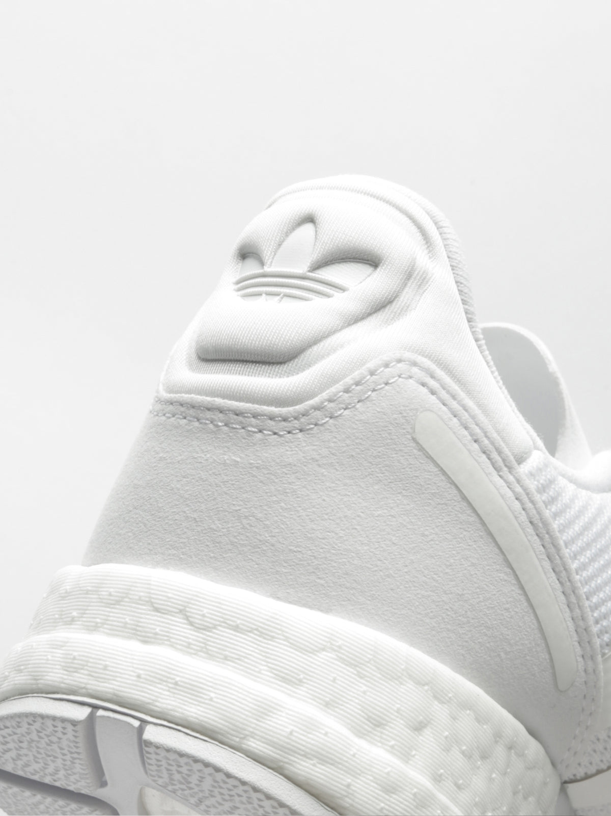 Mens ZX 1K Boost Sneakers in White