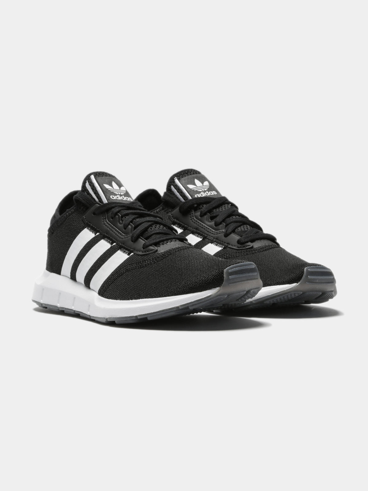 Womens Swift Run X in Black & White