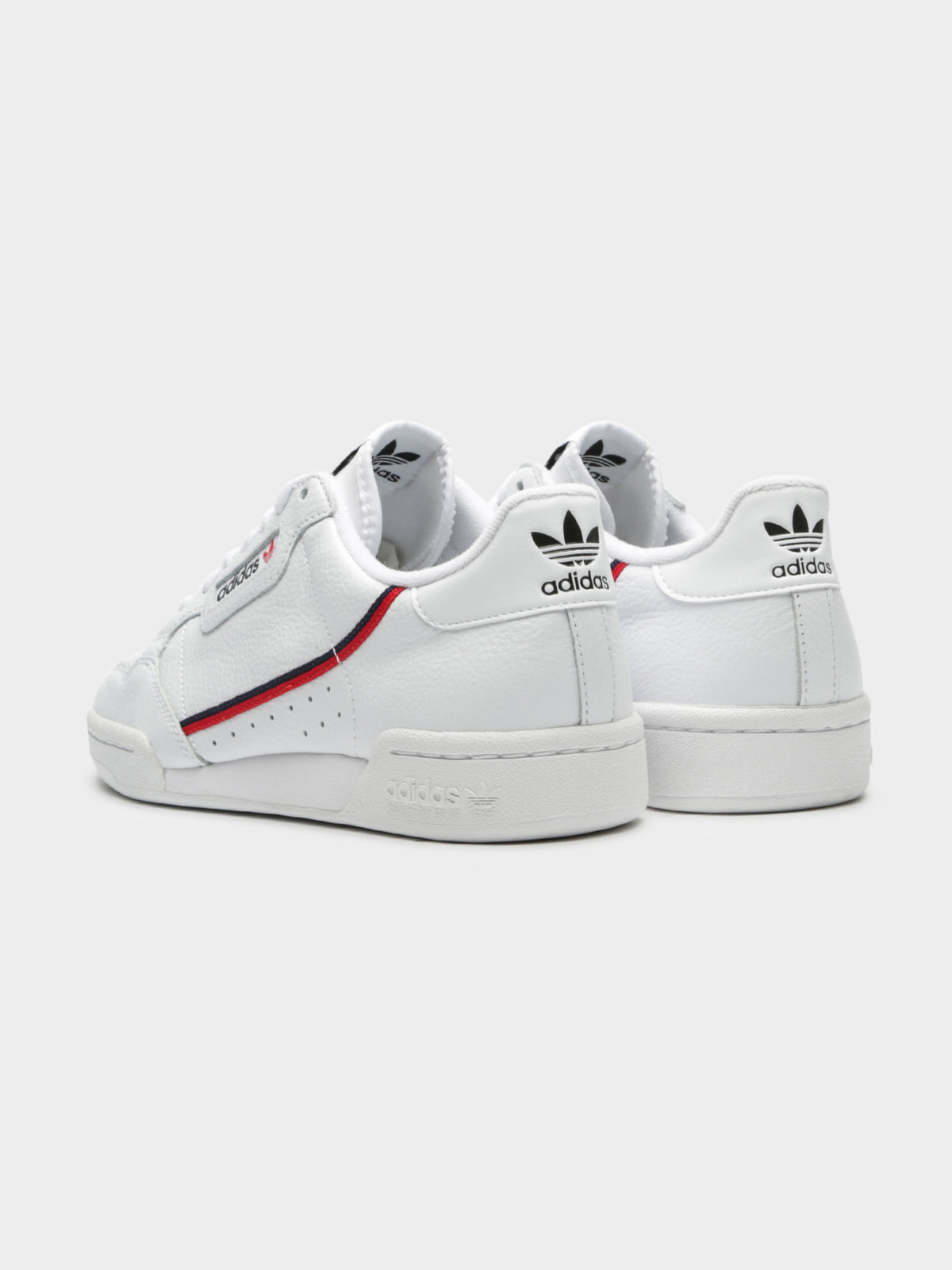 Unisex Continental 80 Sneakers in White
