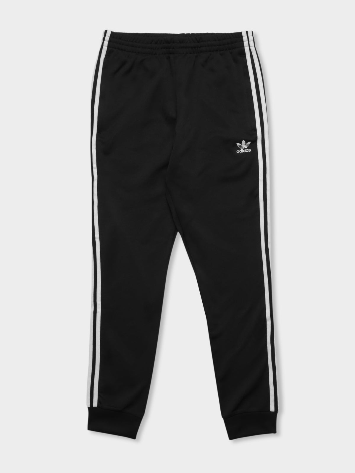 Super Star Track Pants in Black