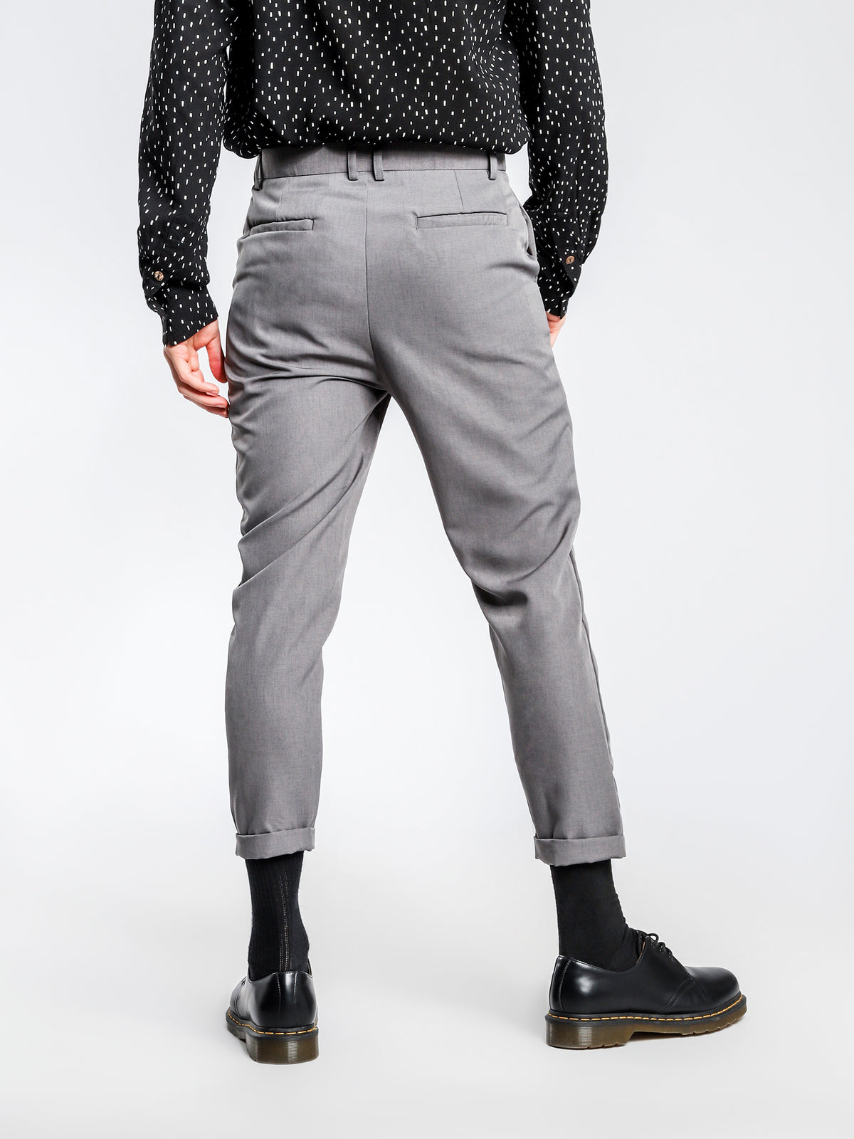 Vicious Pants in Grey
