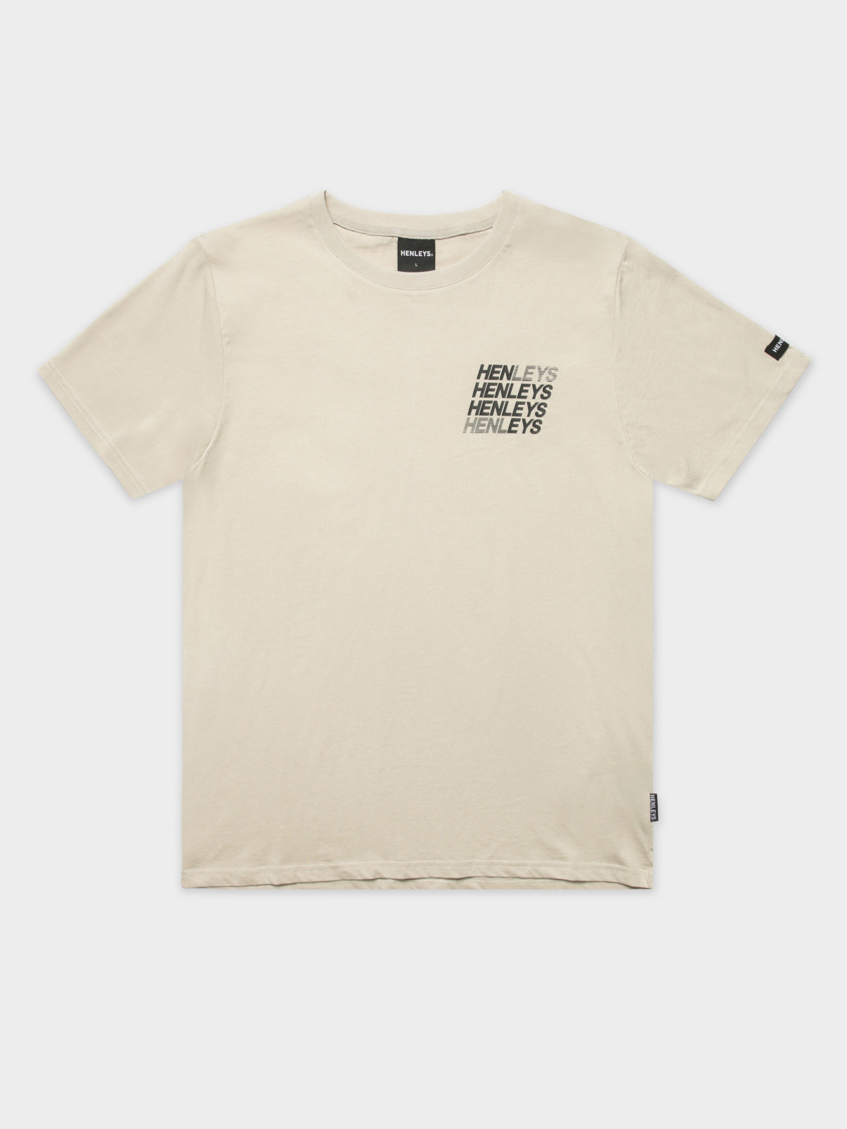 Valdez T-Shirt in Cream