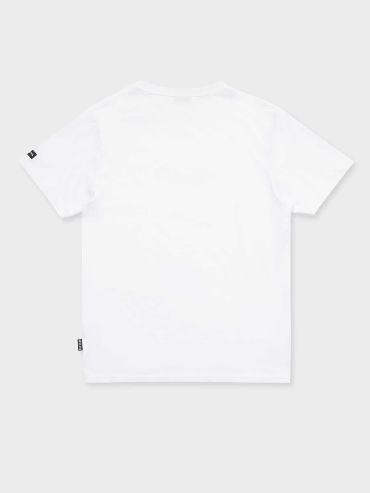 Staggs T-Shirt in White