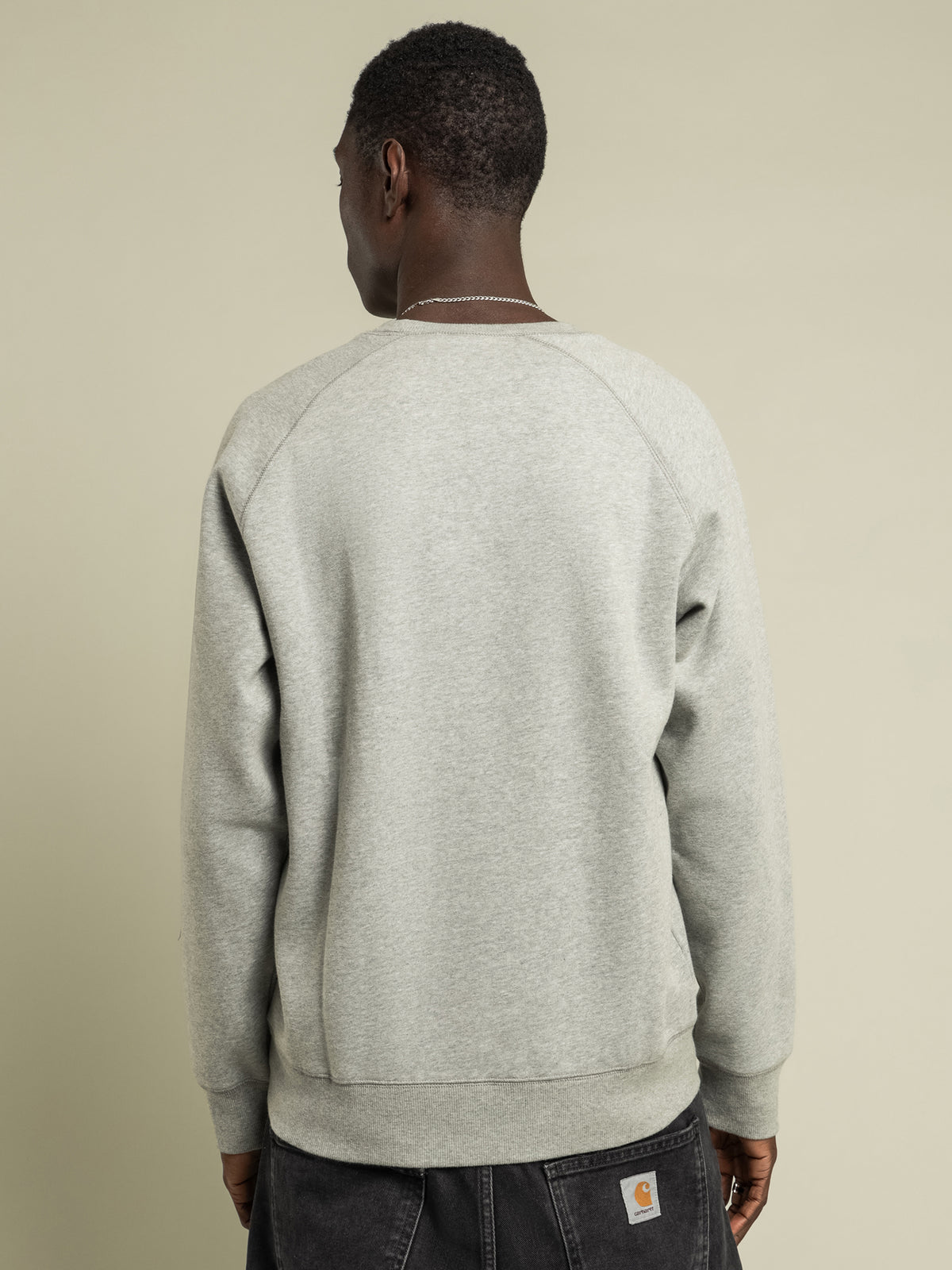 Chase Sweatshirt in Grey