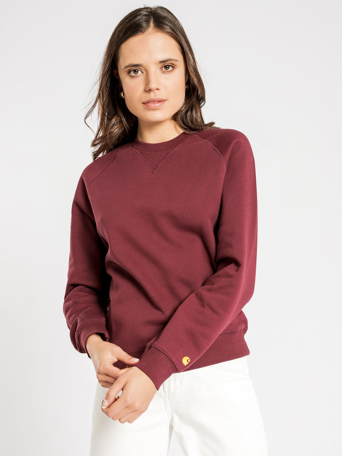 Chasy Sweatshirt in Shiraz