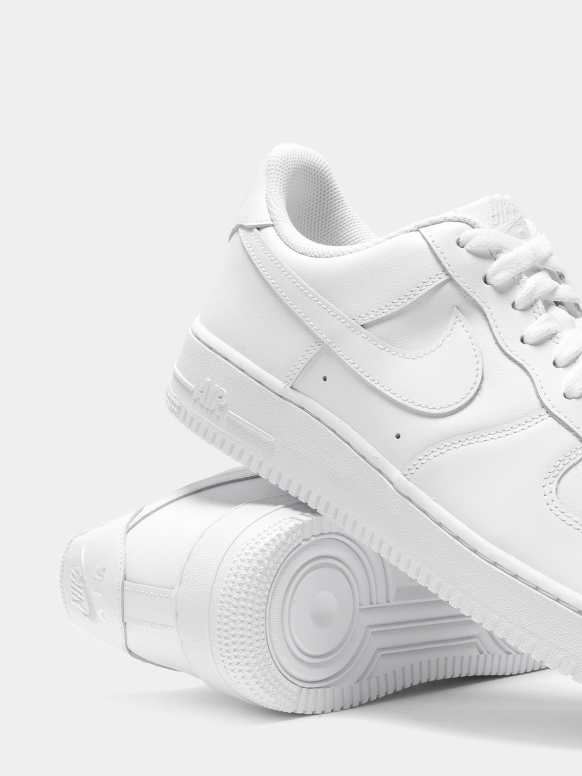 Mens Air Force 1 '07 Sneakers in White