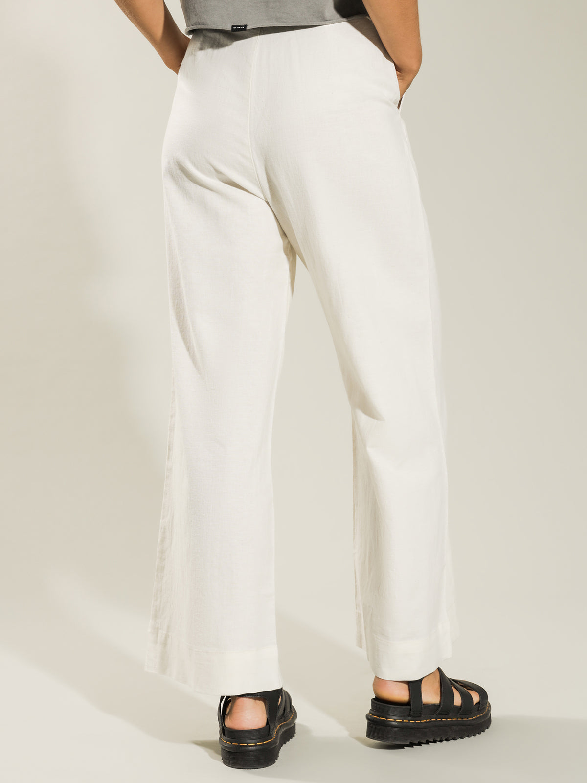 Artist Pants in Heritage White