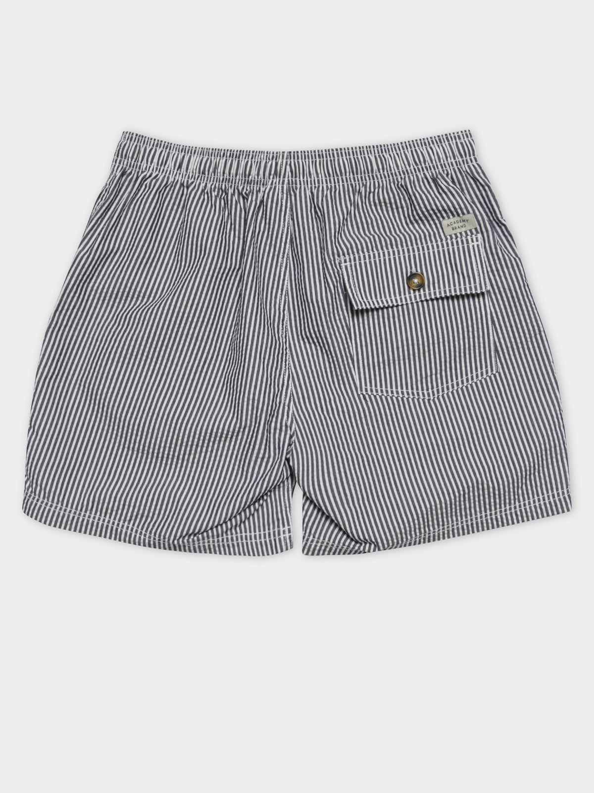 Simon Board Short in Navy & White