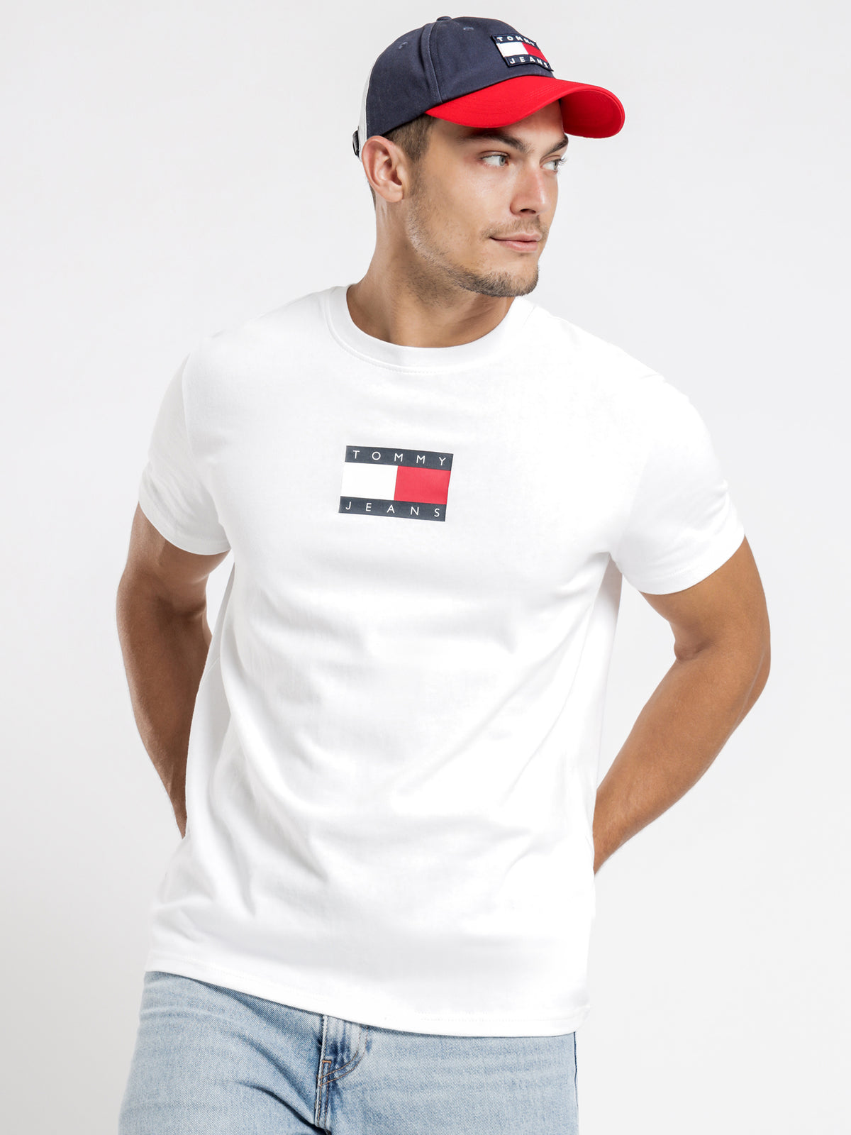 Badge T-Shirt in White