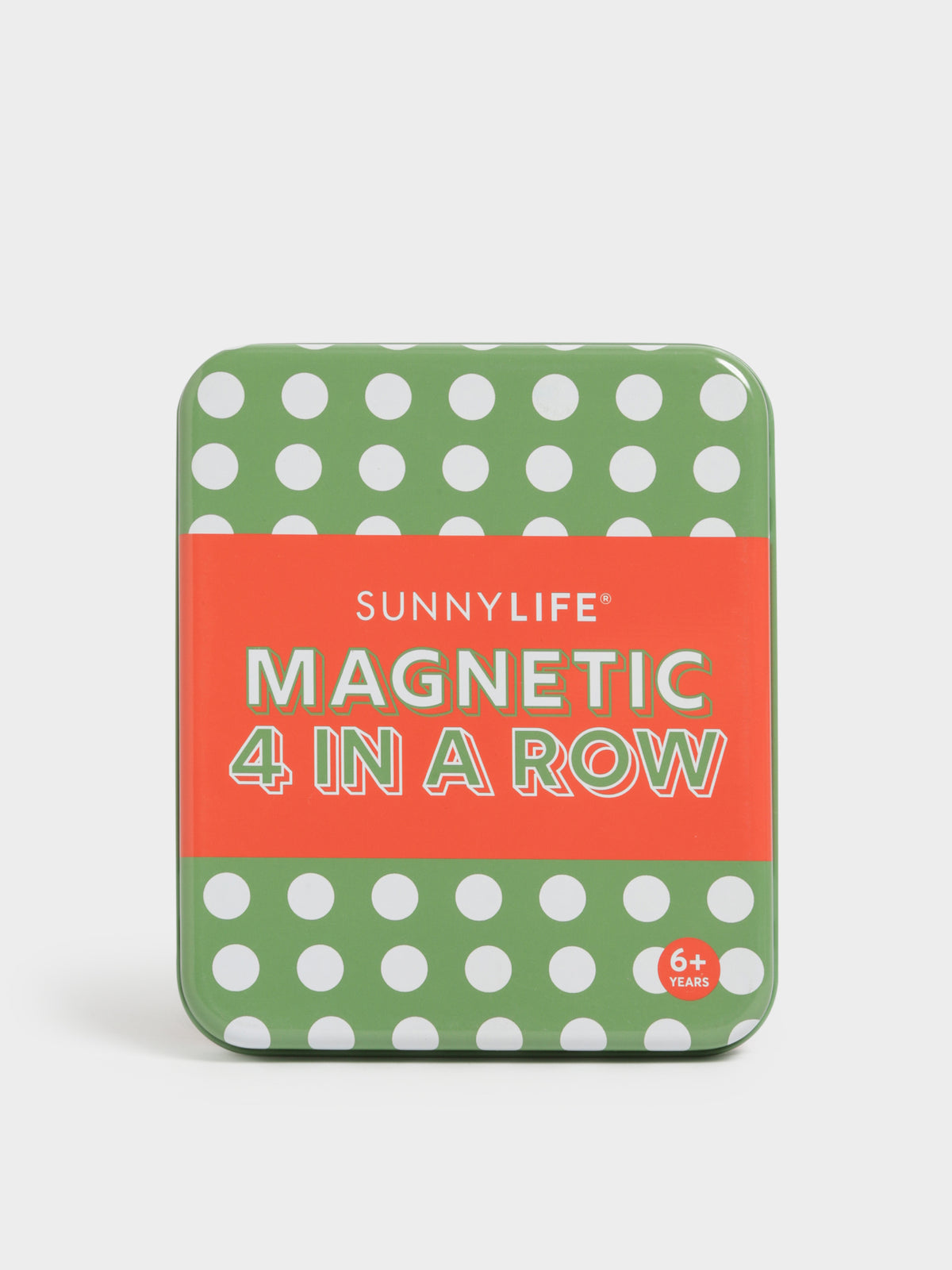 Magnetic 4 In A Row in Green