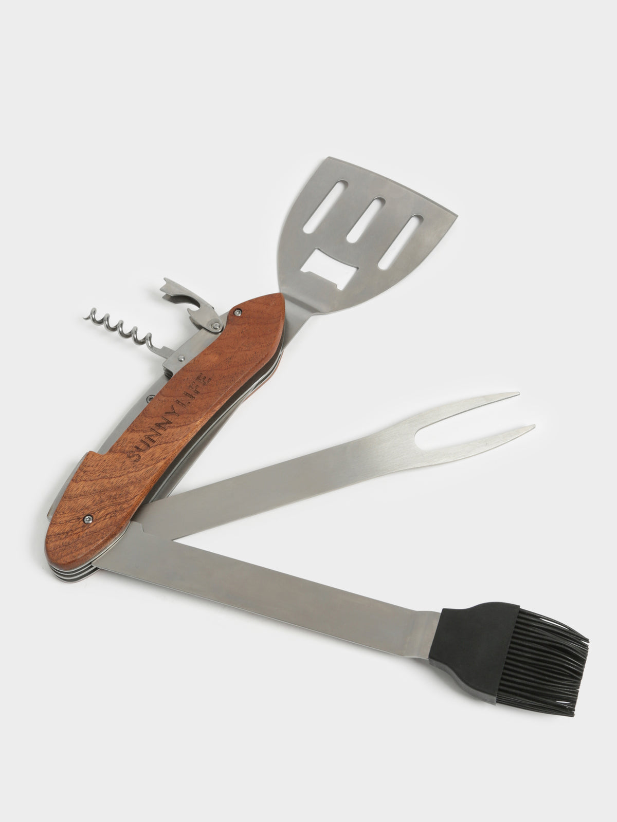 BBQ Multi Tool in Brown