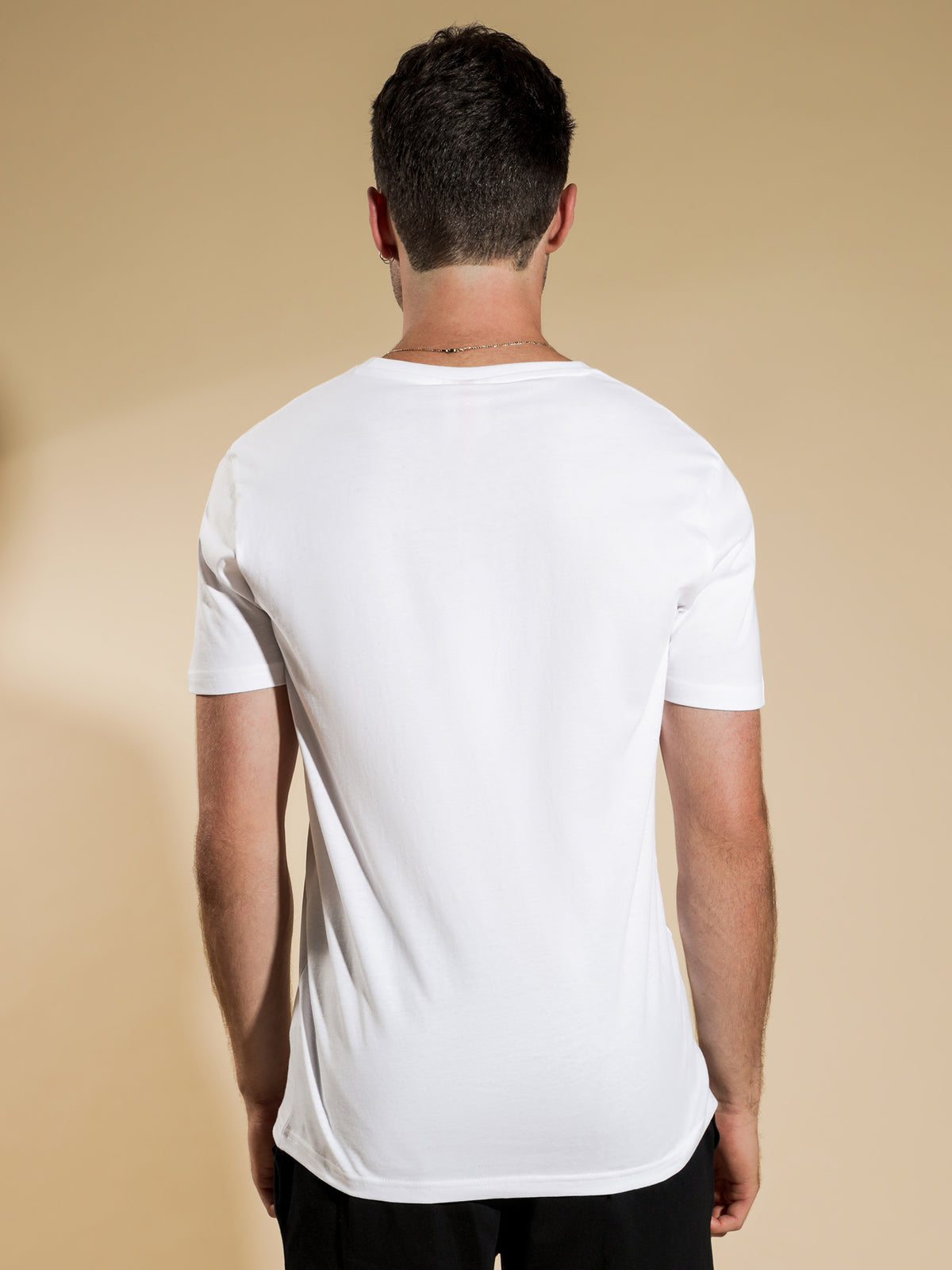 Authentic Starot T-Shirt in White