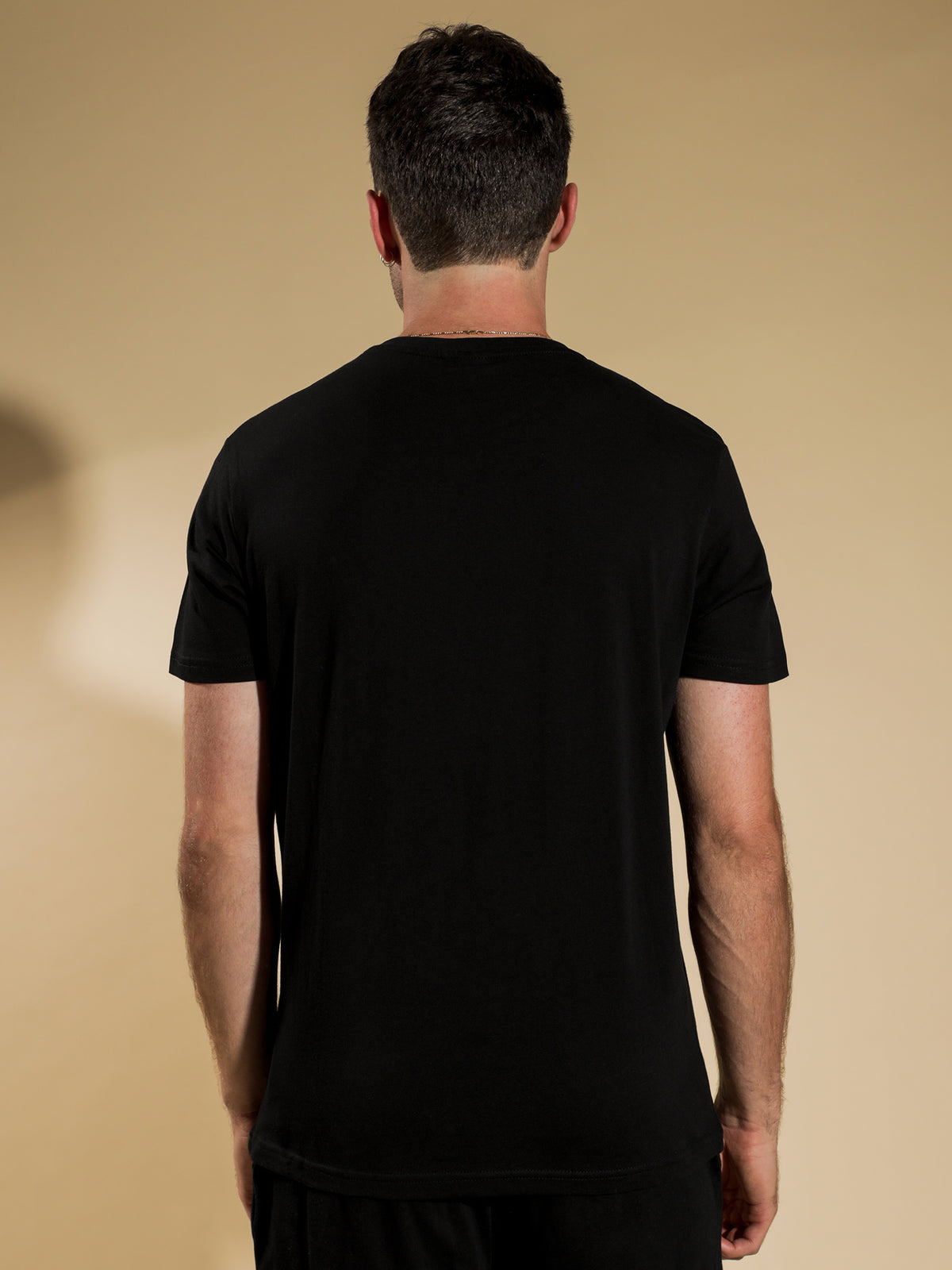 Authentic Starot T-Shirt in Black