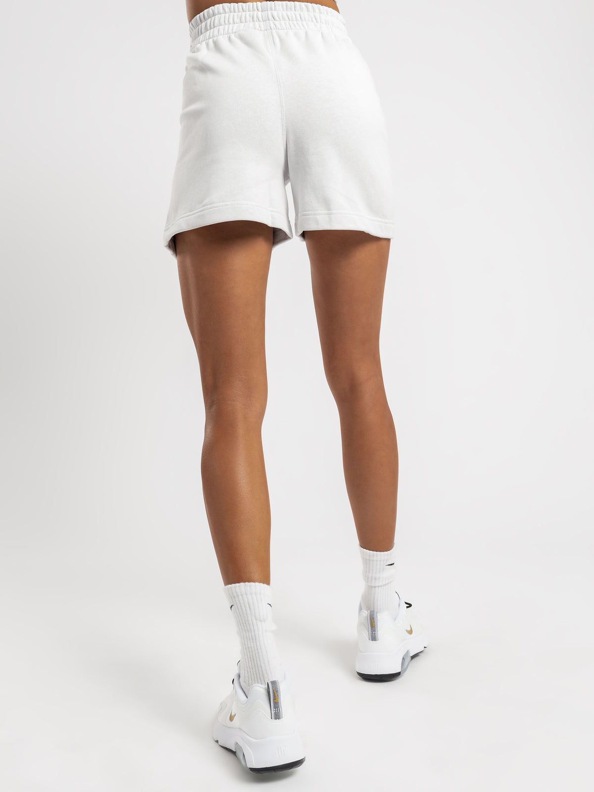 Sportswear Shorts in Off White