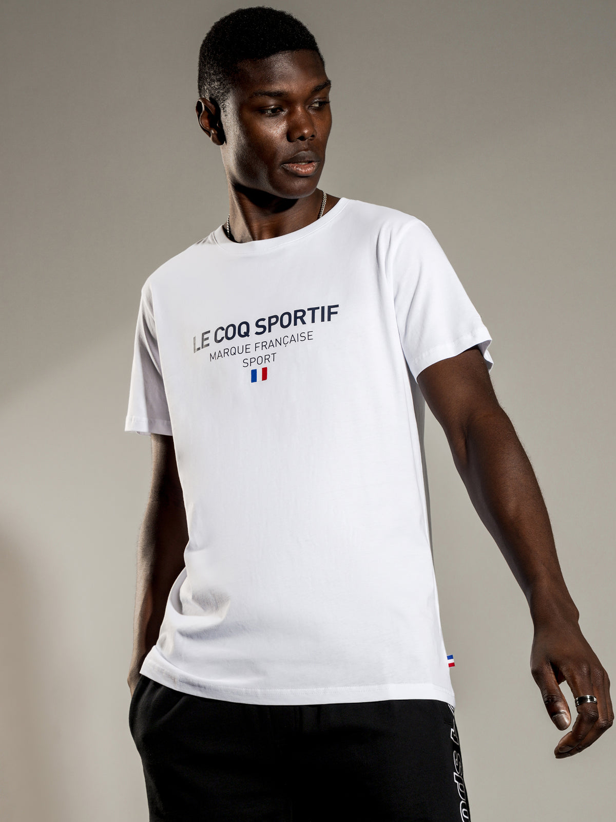 Traditionale T-Shirt in White