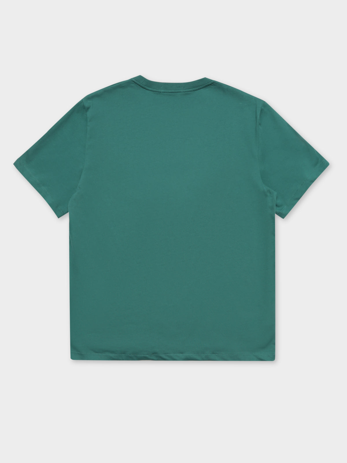 Graphic T-Shirt in Light Petrol