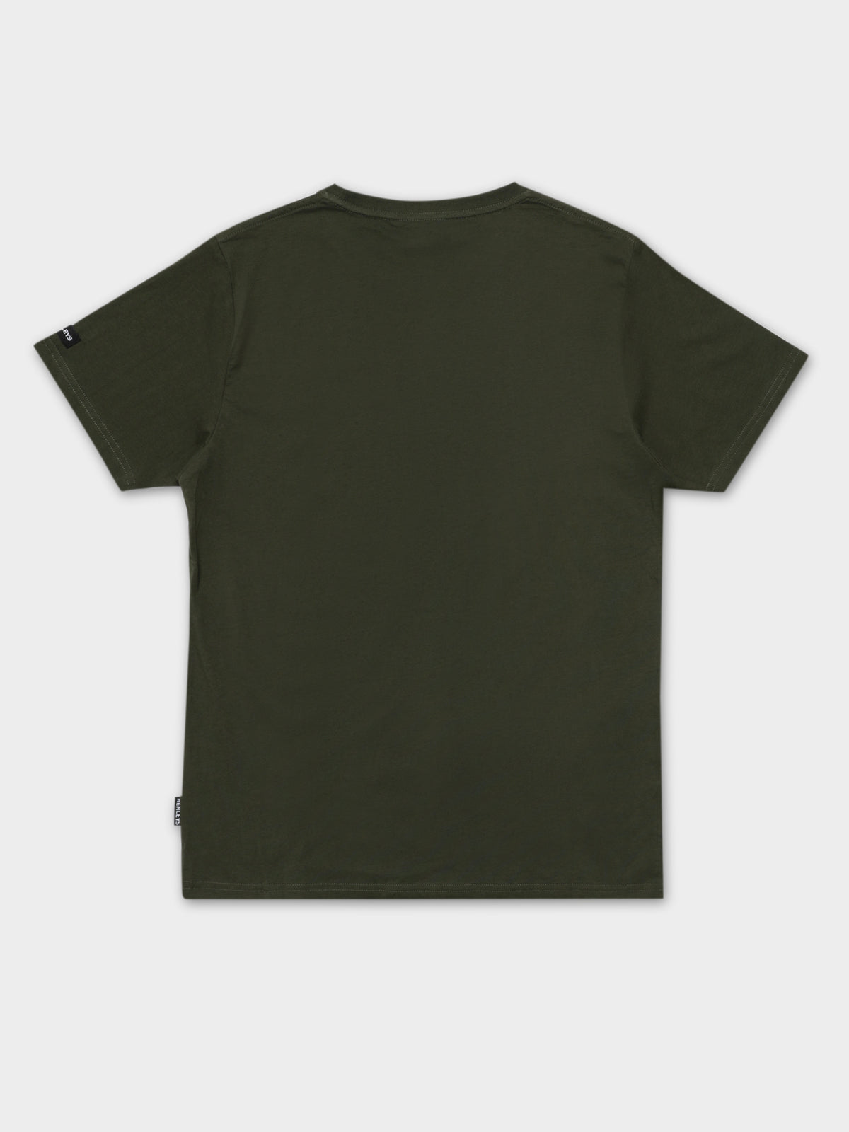 Lopez T-Shirt in Camo Green