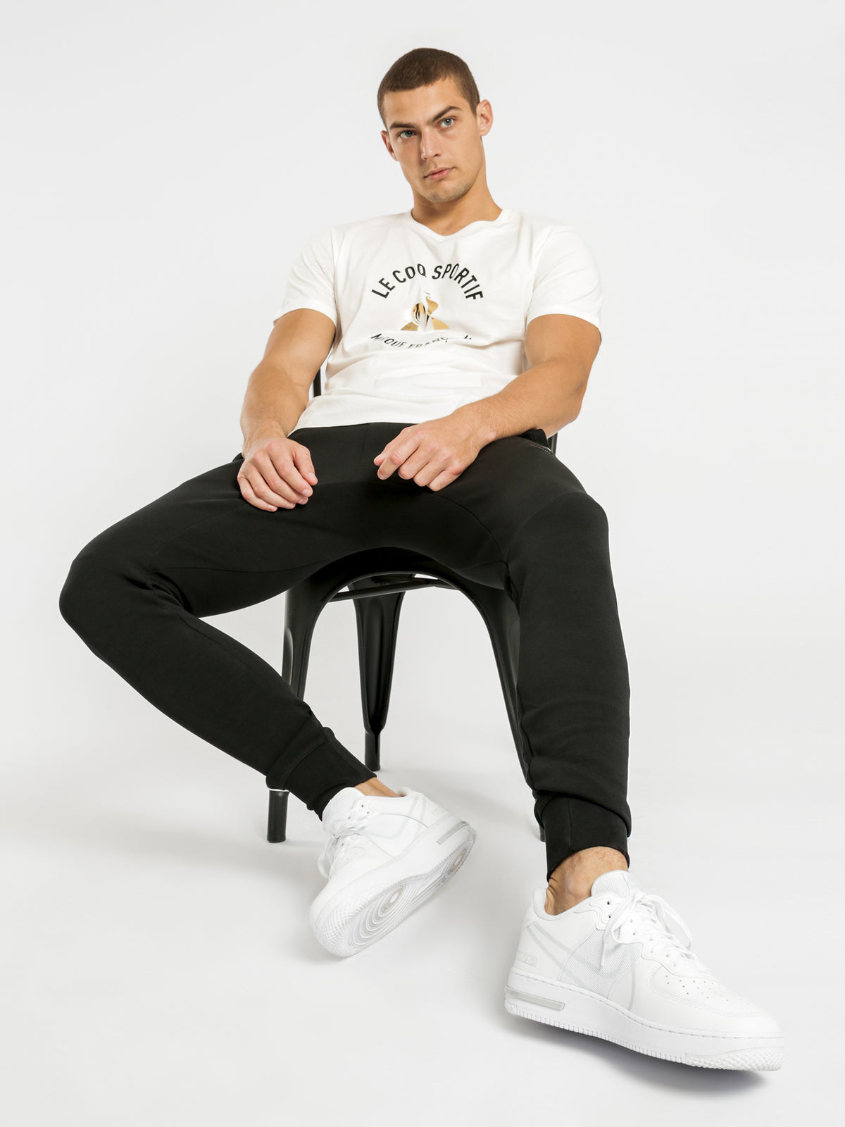 Delano T-Shirt in White