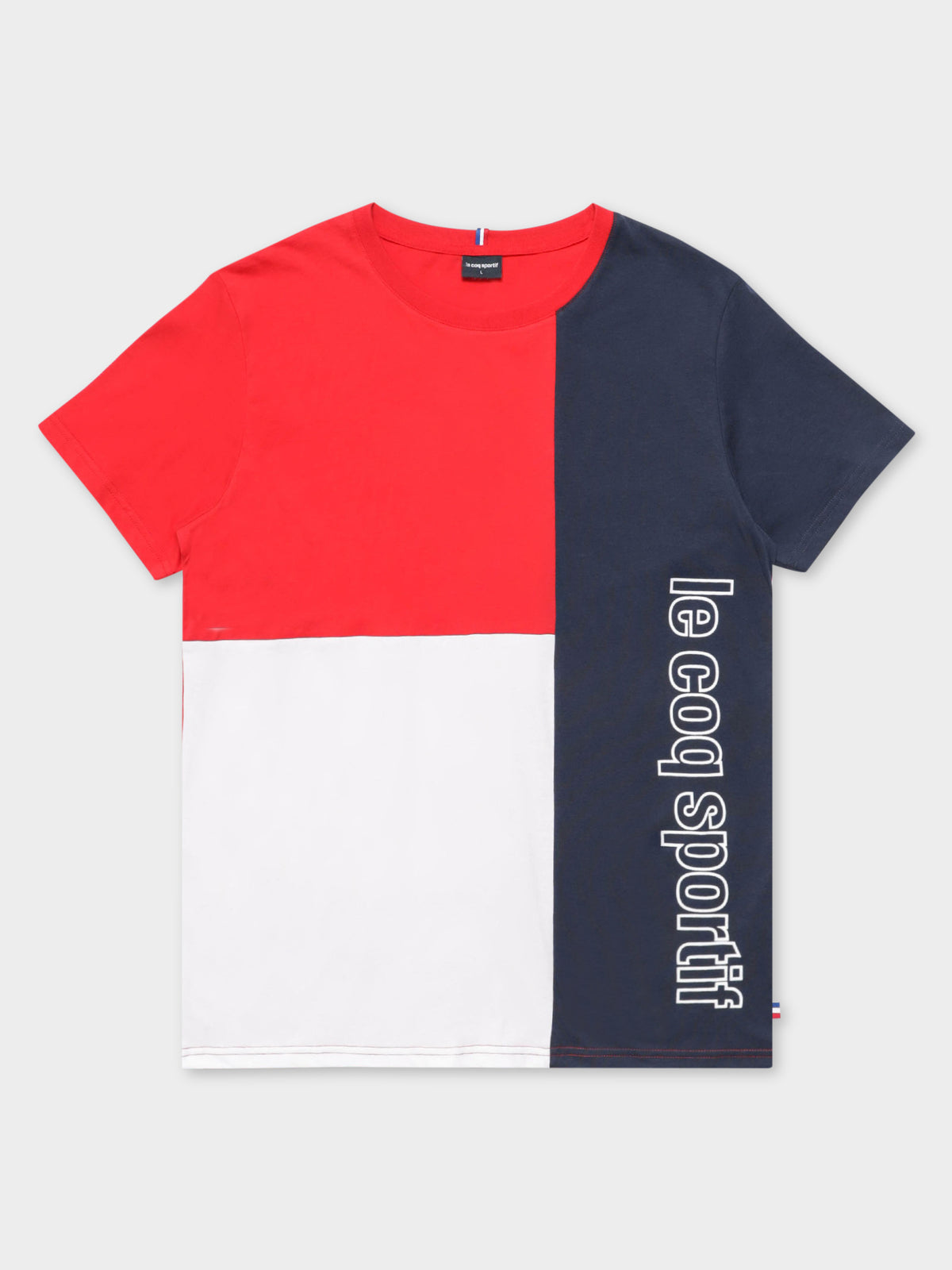 Monaco T-Shirt in Rouge Red