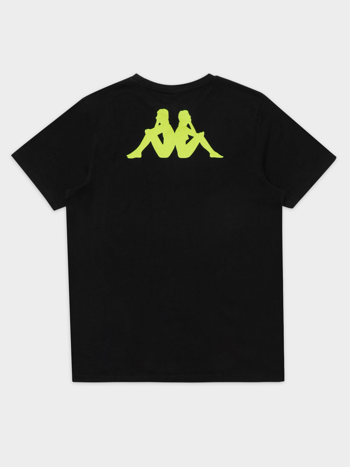 Authentic Runis T-Shirt in Black