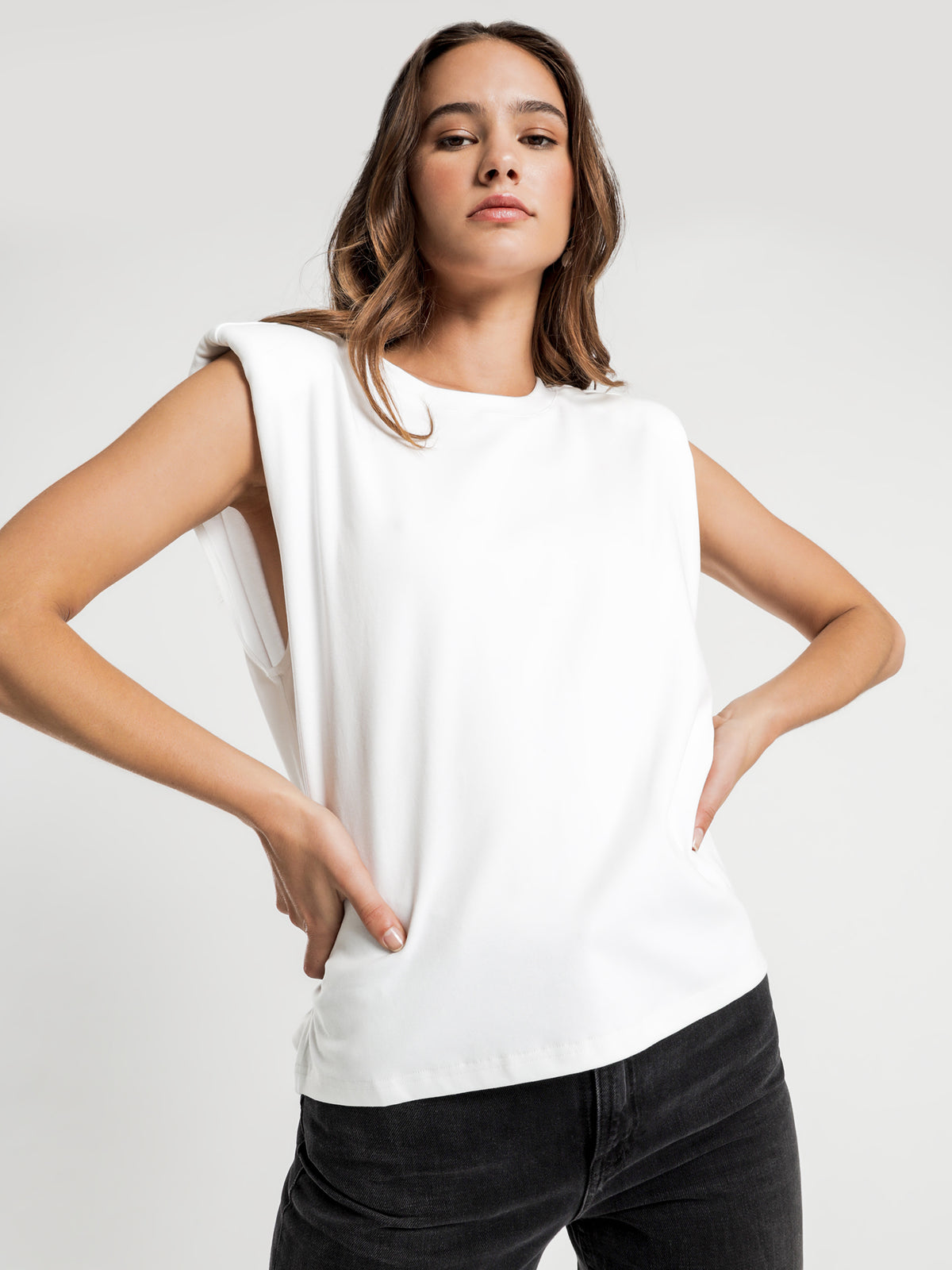 Venice T-Shirt in White