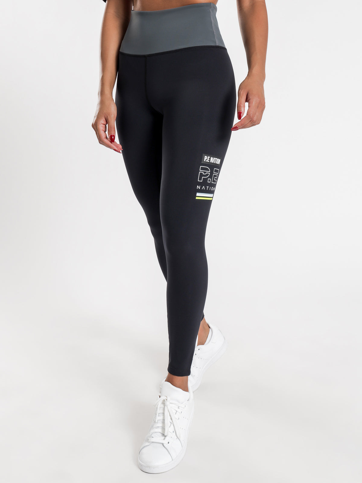 In Goal Legging in Black