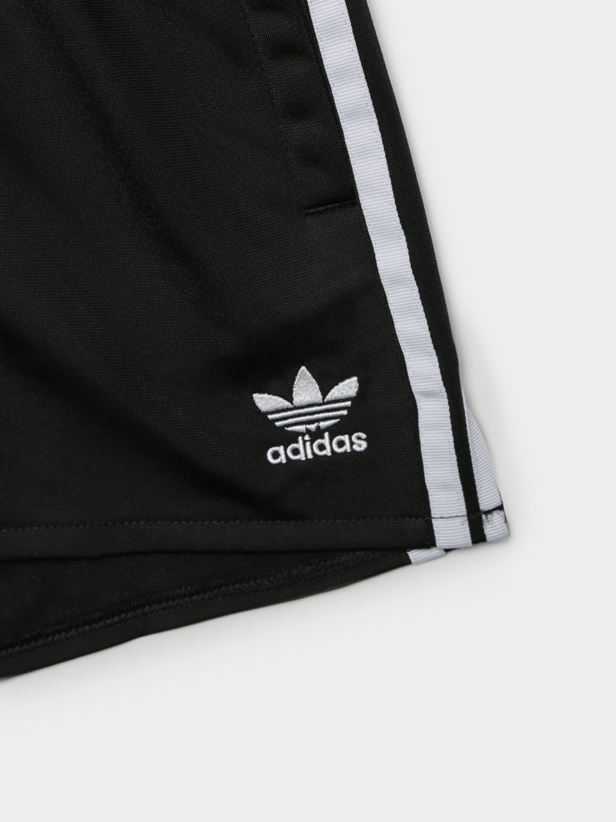 3 Stripes Shorts in Black