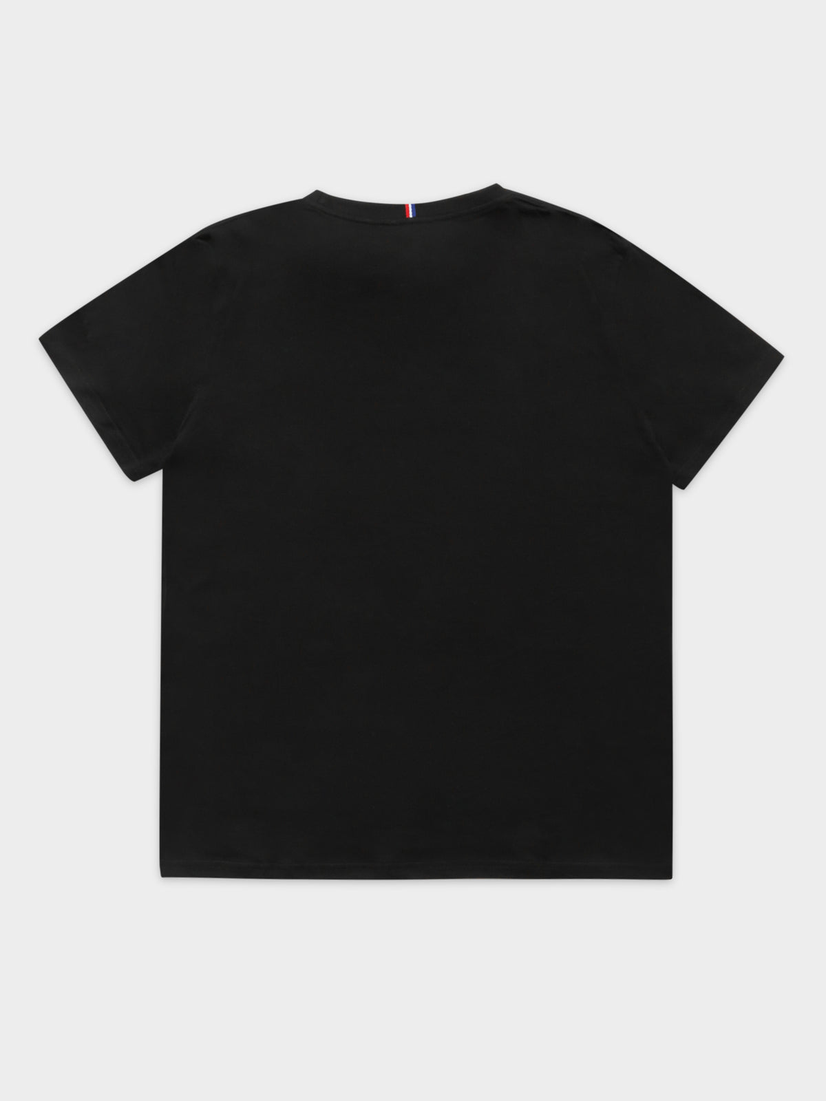 Sponser T-Shirt in Black