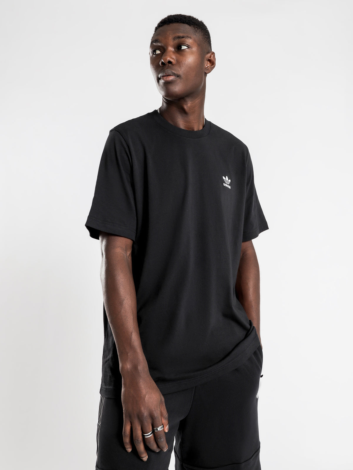 Essential T-Shirt in Black
