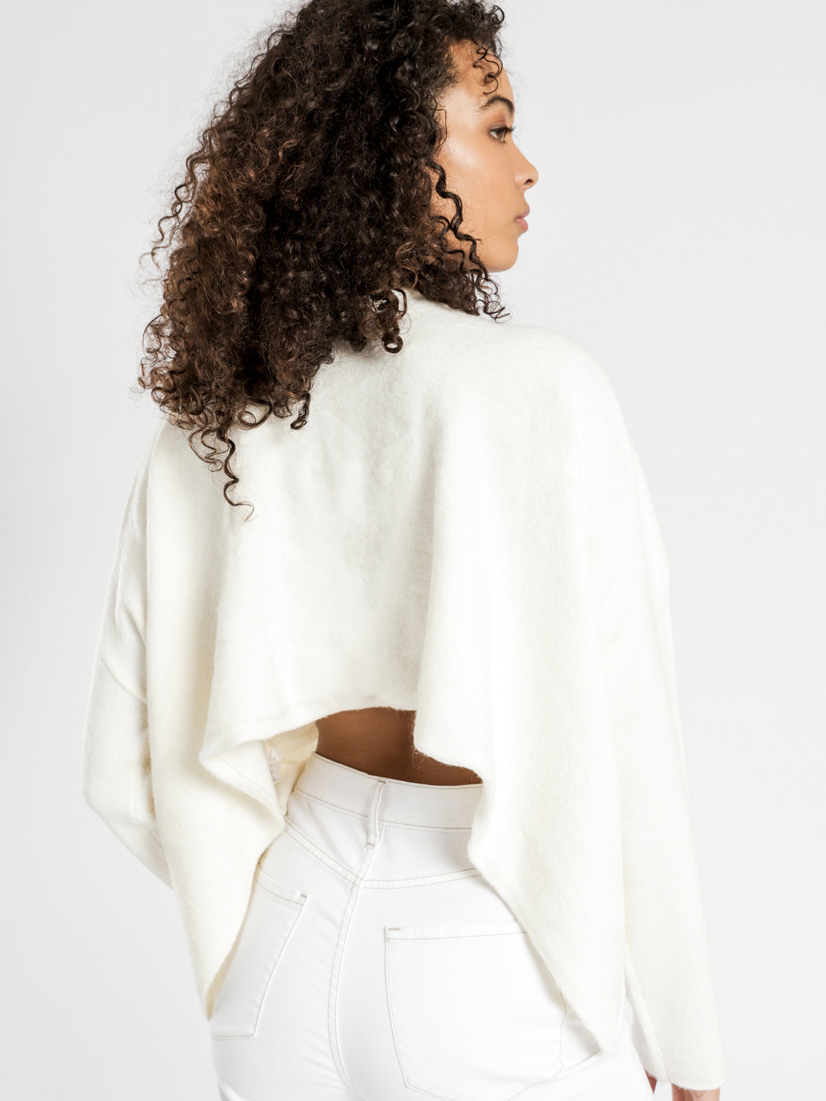 Iri Sweater in Cream