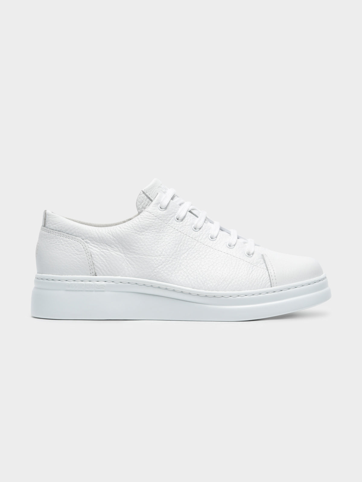 Womens Runner Up Sneakers in White Natural