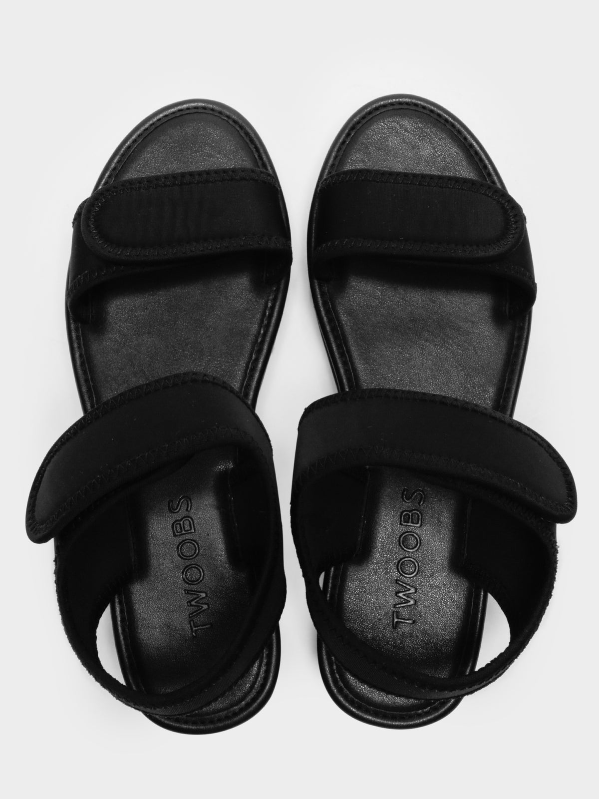 Womens Jett Jaya Neoprene Sandals in Black