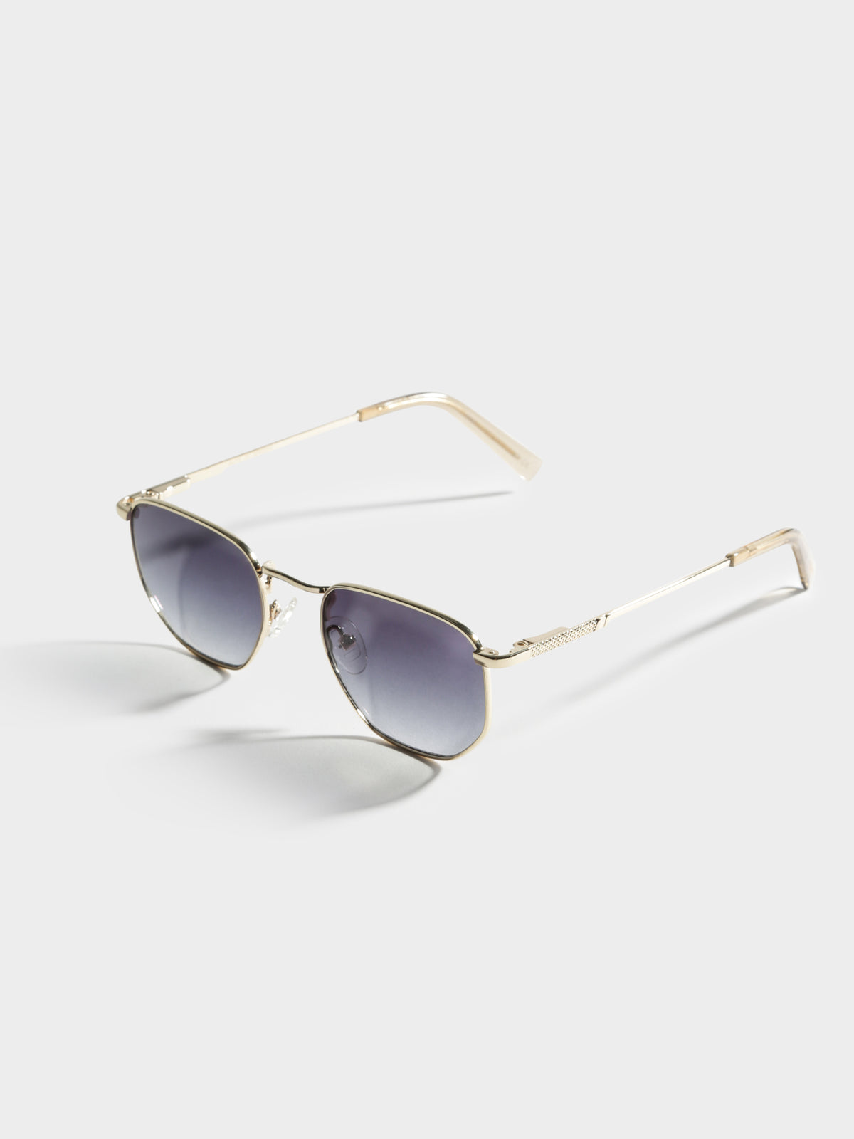 Alto Sunglasses in Gold